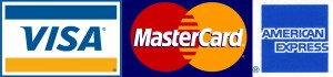 Credit Card Logos | Cape Cod Fishing Boat