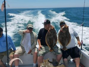 Nantucket Fluke